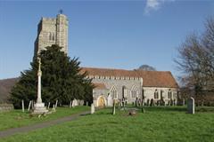 St Mary the Virgin - Newington