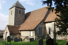 St Margaret of Antioch - Lower Halstow