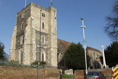 Holy Trinity - Milton Regis