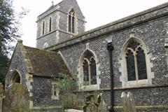 St John the Baptist - Tunstall