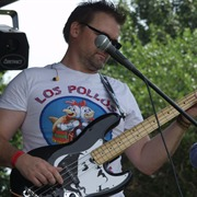 Simon Burridge - The Charlie Monroe Band
