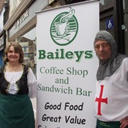 Baileys Coffee Shop and Sandwich Bar