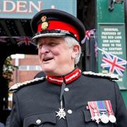Viscount De L'Isle MBE (Lord Lieutenant for Kent)