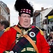 The 79th Cameron Highlanders