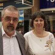 Robert and Davina Davis