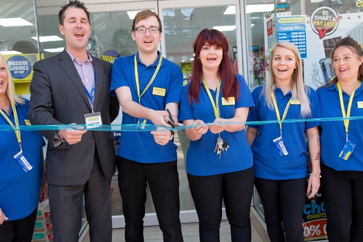 the works opens new store in sittingbourne