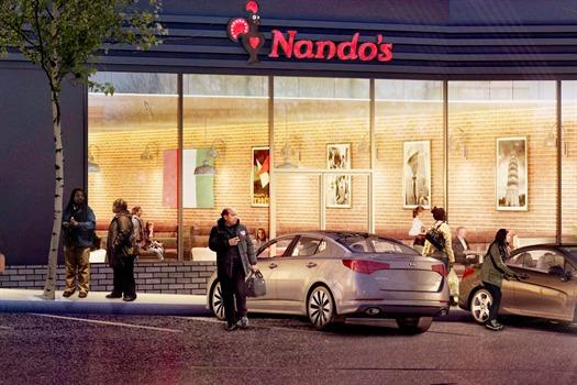 Nandos Coming To Sittingbourne