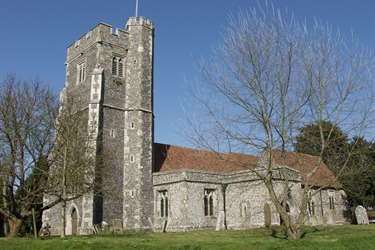 St Nicholas Church - Rodmersham