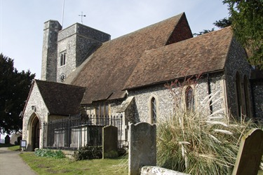 St Michael & All Angels, Hartlip