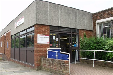 Sittingbourne Library