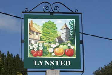 Lynsted Village Sign